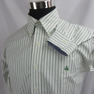 Men's Brooks Brothers Supima Cotton Non-Iron Sz L